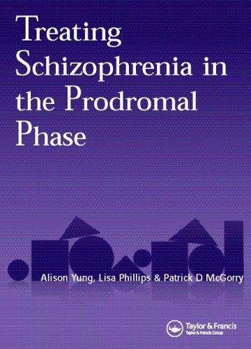 9781841844435: Treating Schizophrenia in the Prodromal Phase: Back to the Future