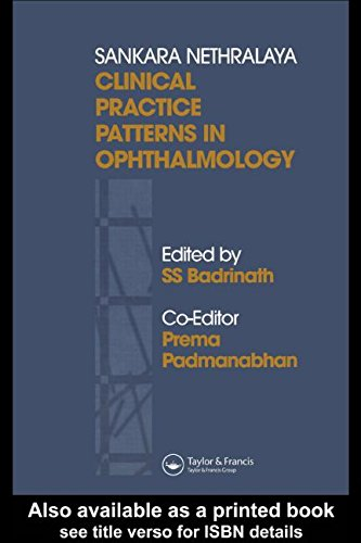 9781841844664: Sankara Nethralaya Clinical Practice Patterns in Ophthalmology