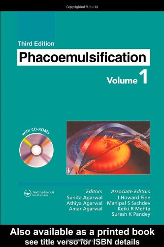 9781841844701: Phacoemulsification