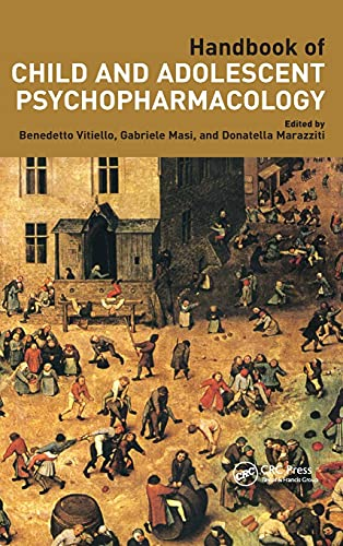 9781841844862: Handbook of Child and Adolescent Psychopharmacology