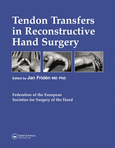 9781841845142: Tendon Transfers in Reconstructive Hand Surgery (Fessh Instructional Coursebooks)