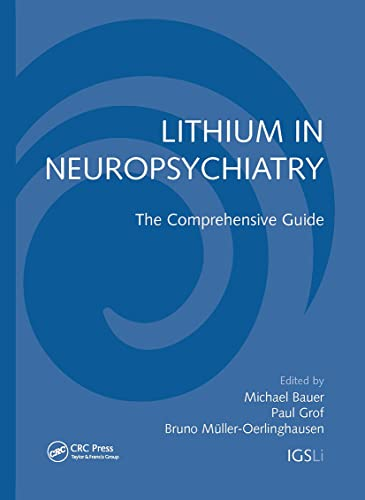 9781841845159: Lithium in Neuropsychiatry: The Comprehensive Guide