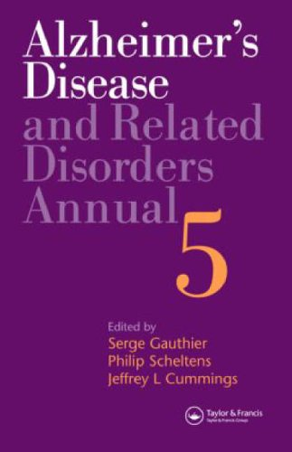9781841845616: Alzheimer's Disease and Related Disorders