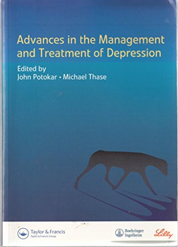9781841845821: Advances in the Management and Treatment of Depression
