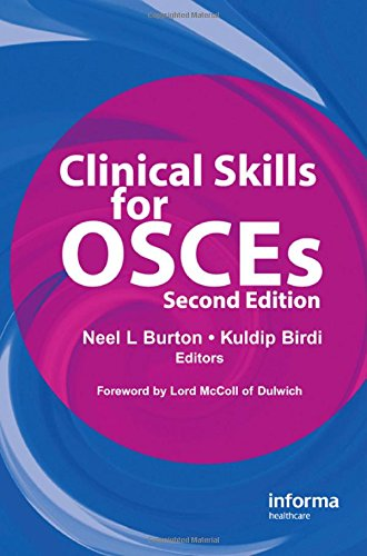 9781841846163: Clinical Skills for OSCEs, Second Edition