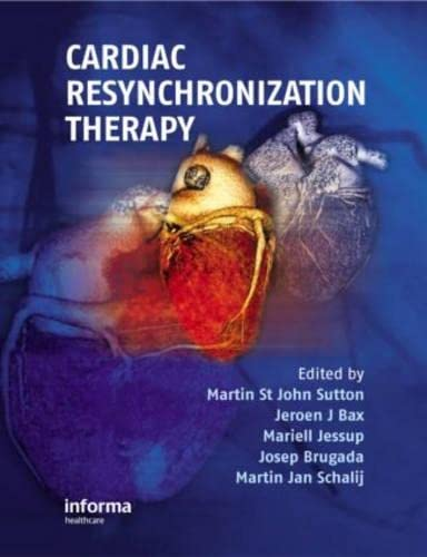 9781841846378: Cardiac Resynchronization Therapy