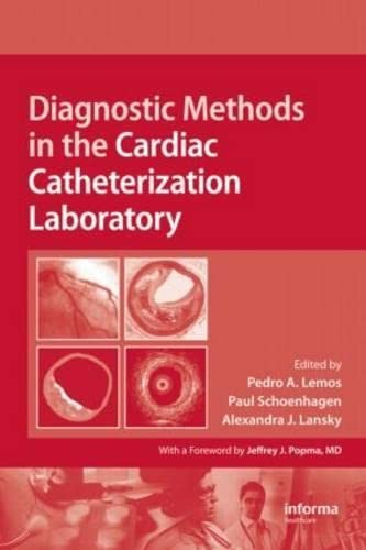 9781841846583: Diagnostic Methods in the Cardiac Catheterization Laboratory