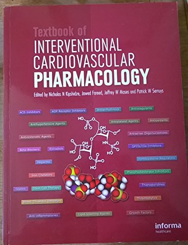 9781841846613: Textbook of Interventional Cardiovascular Pharmacology