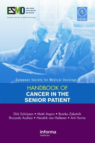 9781841847092: ESMO Handbook of Cancer in the Senior Patient