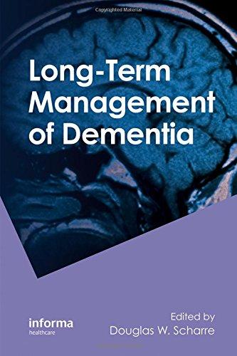 9781841848006: Long-Term Management of Dementia