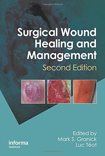 9781841849263: Surgical Wound Healing and Management, Second Edition