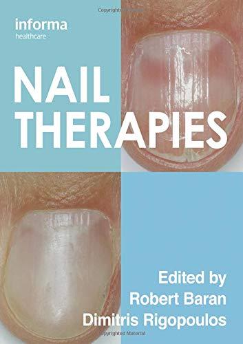 9781841849843: Nail Therapies