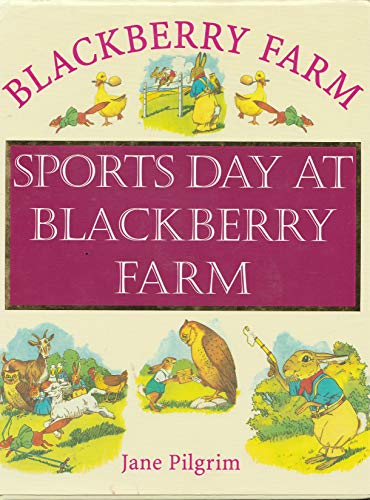 9781841860480: Sports Day at Blackberry Farm