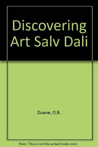 9781841860909: DISCOVERING ART SALV DALI (DISCOVERING ART)