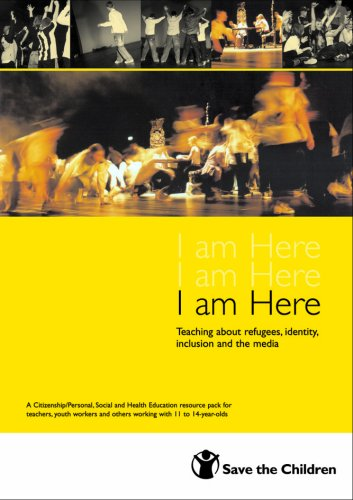 9781841870878: I am Here: Teaching About Refugees, Identity, Inclusion and the Media - A Citizenship Resource Pack for 11-14 Year Olds