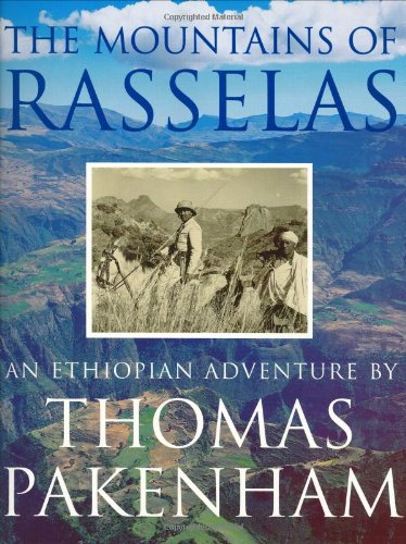 9781841880051: Mountains of Rasselas: Ethiopian Adventure