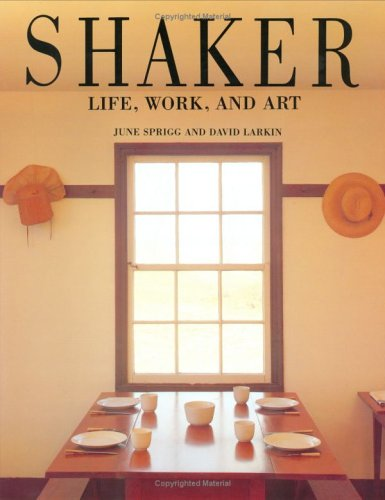 9781841880440: Shaker: Life, Work and Art