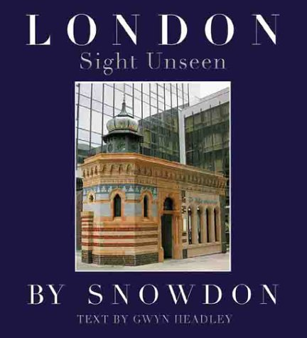9781841880549: London: Sight Unseen