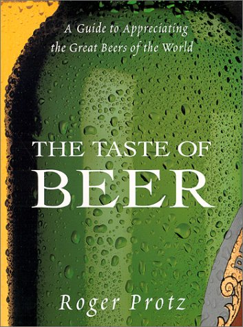 9781841880662: The Taste Of Beer