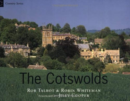 The Country Series: Cotswolds: Talbot, Rob, Whiteman,
