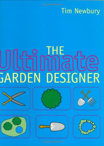 9781841881133: The Ultimate Garden Designer
