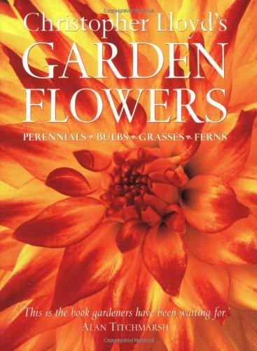 9781841881249: Christopher Lloyd's Garden Flowers