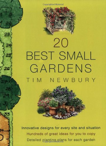 9781841881270: 20 Best Small Gardens