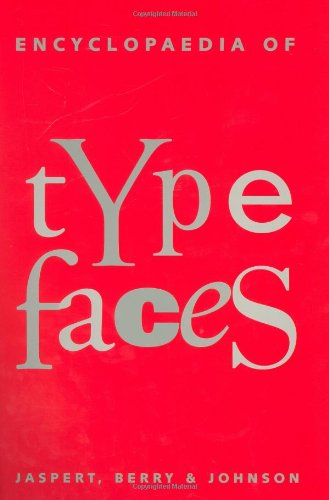 9781841881393: Encyclopaedia of Typefaces, Fifth Edition