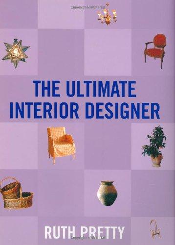9781841881409: The Ultimate Interior Designer