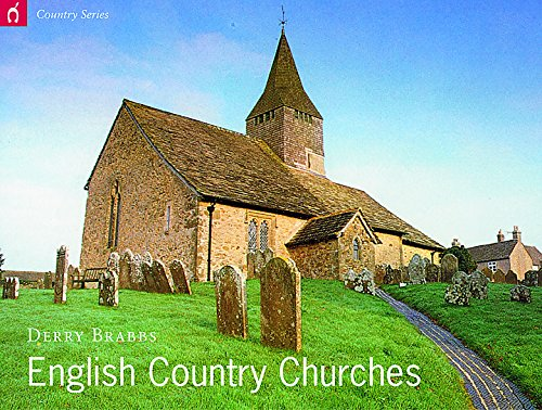 9781841881775: Country Series: English Country Churches