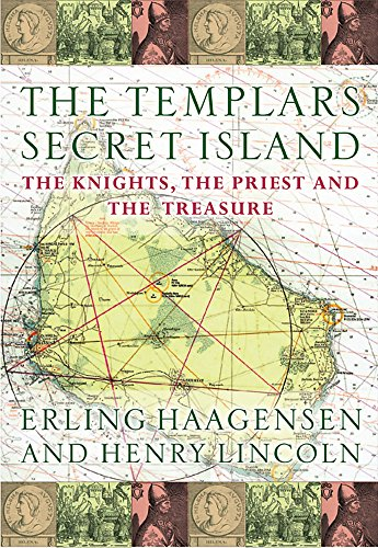 9781841881904: The Templars' Secret Island : The Knights, the Priest and the Treasure