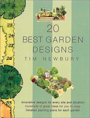 9781841882086: 20 Best Garden Designs