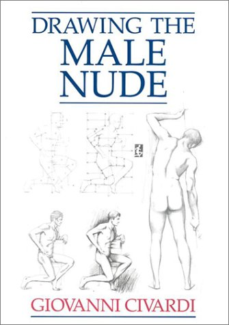 9781841882109: Drawing The Male Nude