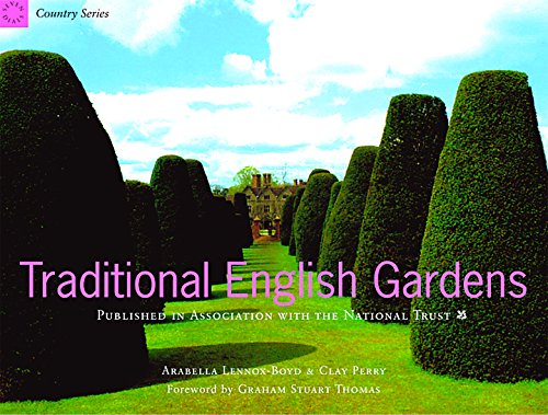 9781841882192: Traditional English Gardens: Published in Association with the National Trust (Country Series)