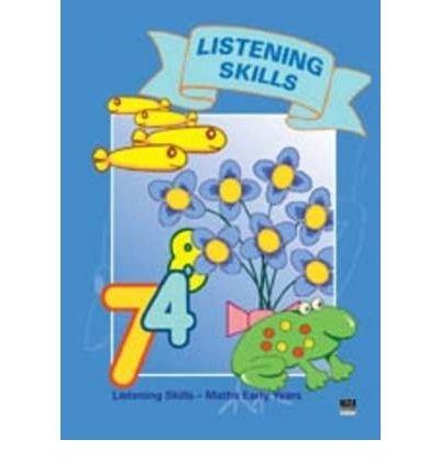 9781841900827: Listening Skills: Maths Early Years