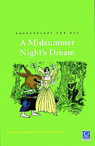 9781841900896: A Midsummer Night's Dream (Shakespeare for All)