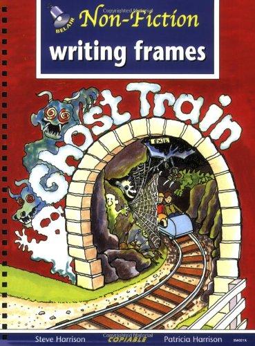 9781841910154: English: Junior Non-fiction (Writing Frames)