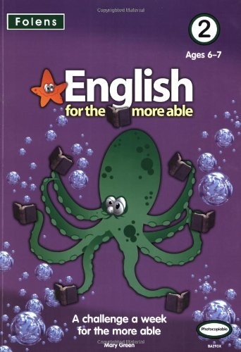 9781841912936: English for the More Able: Bk. 2 (English for the More Able)
