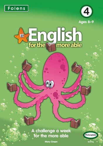 9781841912950: English for the More Able: Bk. 4