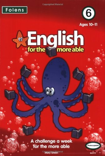 9781841912974: English for the More Able – Book 6: Bk. 6