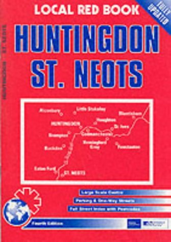 9781841921433: Huntingdon (Local Red Book)