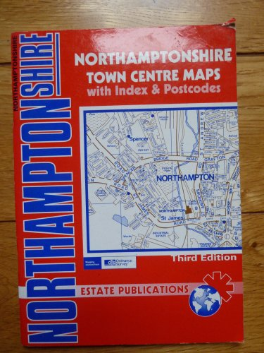 9781841921570: Northamptonshire (County Red Book)
