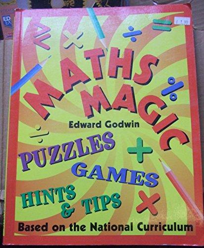 Maths Magic: Puzzles + Games, Hints & Tips