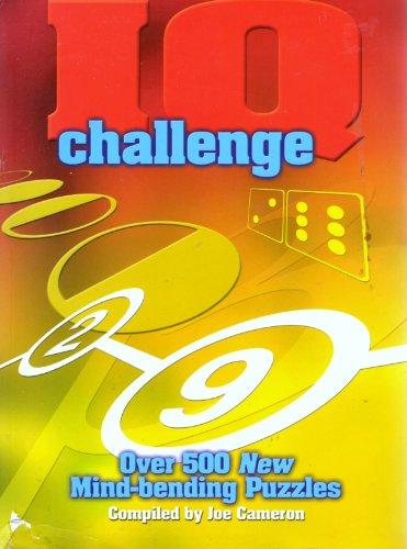 9781841930084: Iq Challenge