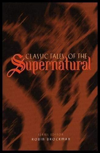 9781841930138: Classic Tales of Supernatural