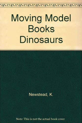 9781841930381: Dinosaurs - Moving Model Book