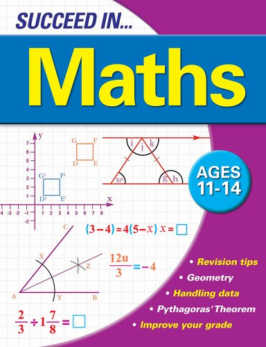 9781841930930: Succeed in Maths