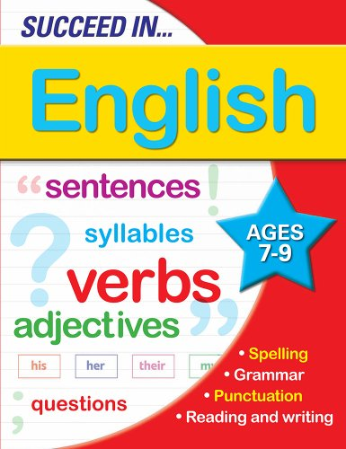9781841931319: Succeed in English: Ages 7-9
