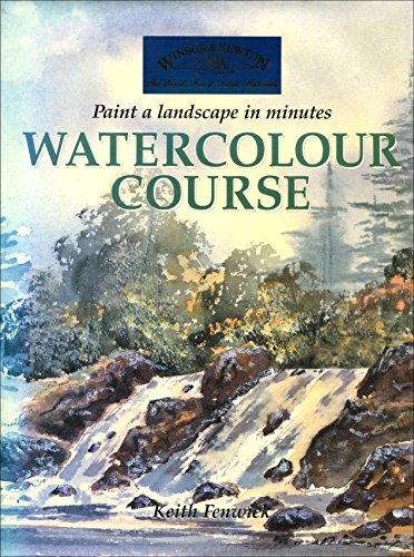 9781841931869: Watercolour Course