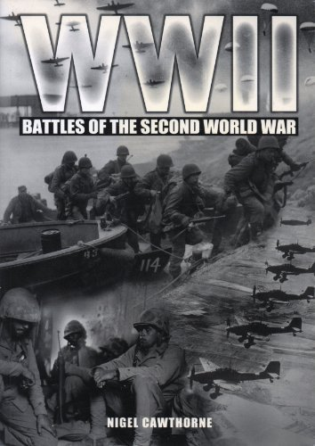 9781841932255: WWII - Battles of the Second World War
